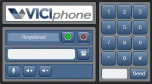 Viciphone-WebRTC